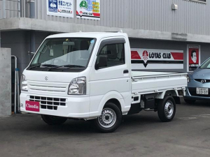 スズキ キャリイトラック KCエアコン・パワステ農繁仕様 4WD 作業ライト 5MT