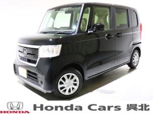 ホンダ N-BOX G 試乗車/ETC車載器/HondaSENSING/ナビ装着用スペシャルパッケージ/両側スライドドア/フルオートエアコンディショナー/フルLEDヘッドライト/Hondaスマートキー