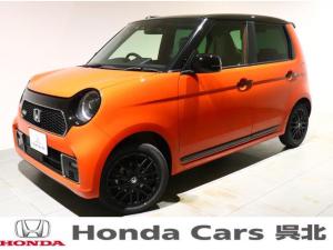 ホンダ N-ONE RS 新車/6速MT/ツートンカラー/RS専用エクステリア/本革巻ステアリングホイール/LEDフォグライト/HondaSENSING/電子制御パーキング/フルLEDヘッドライト/運転席助手席シートヒーター