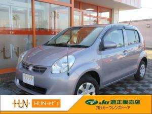 トヨタ パッソ X ETC 電格ミラー キーレス 全国12ヶ月保証付