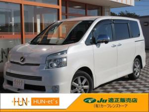 トヨタ ヴォクシー ZS 煌 全国6ヶ月保証