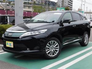 トヨタ ハリアー プレミアム 電動パーキングブレーキ パワーバックドア