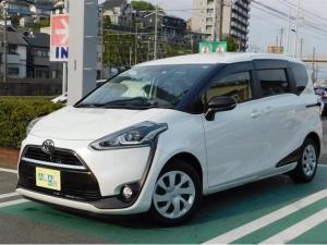 トヨタ シエンタ G 両側電動スライドドア TSS(安全装備)