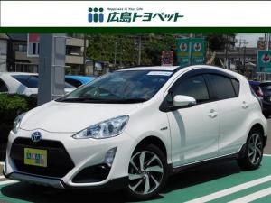 トヨタ アクア X-アーバン フルセグナビ&バックカメラ 安全装備