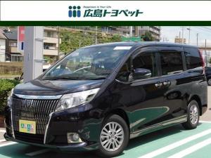 トヨタ エスクァイア Xi 安全装備 ステアリングスイッチ