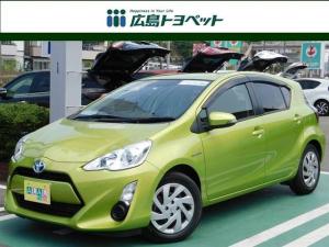 トヨタ アクア G ナビ&バックカメラ クルーズコントロール