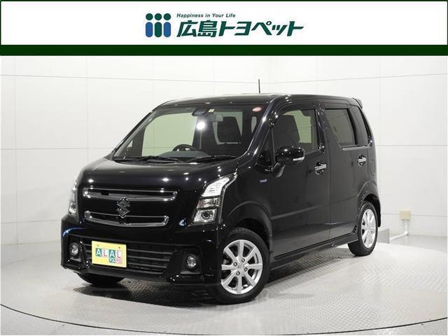 広島県外への販売は行なっておりません、ご了承下さい。 走行距離が少なく、人気の黒!スティングレー・ハイブリット入荷しました!