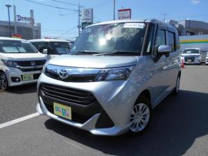 トヨタ タンク X S サポカー