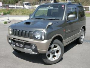 スズキ ジムニー ランドベンチャー 4WD ターボ CD キーレス AW