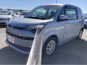 トヨタ スペイド G 左側電動スライドドア TVナビ バックカメラ Bluetooth接続可 ETC スマートキー プッシュスタート
