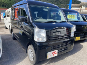 マツダ スクラム バスター 4WD 5速MT キーレス ETC エアコン パワステ 両側スライドドア