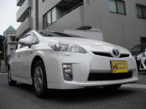 トヨタ プリウス S LEDエディション TVナビ LEDライト GOO鑑定
