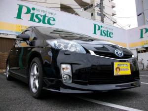 トヨタ プリウス S LEDエディションTチェーンSキーBカメラGOO鑑定