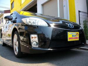 トヨタ プリウス Gツーリングセレクション Tベルチェーン HDDナビ Bluetooth搭載 純正LEDライト ステアリングスイッチ バックカメラ ETC オートライト 純正17アルミ GOO鑑定車
