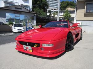 フェラーリ F355 F1 GTS ディーラー車 RSDスポイラー&リアウイング