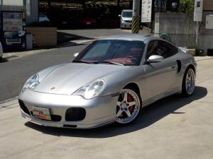 ポルシェ 911 911ターボ 新車並行EU 赤革内装 サンルーフ 足回り純正