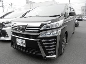 トヨタ ヴェルファイア 2.5Z Gエディション WSR 本革 3眼LED 1オナ