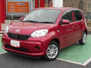 トヨタ パッソ X LパッケージS 安全装備スマアシ2 ドラレコ Mナビ
