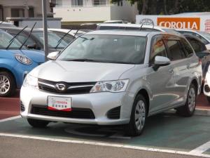トヨタ カローラフィールダー 1.8S ワンオーナー HDDナビ フルセグ ETC CVT