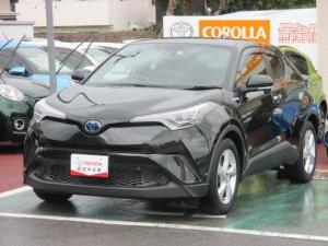 トヨタ C-HR S LEDエディション オートクルーズコントロール ETC