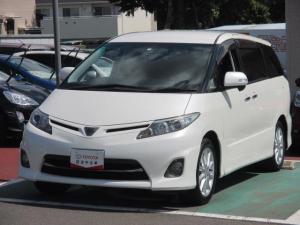 トヨタ エスティマ アエラス Gエディション オートクルーズコントロール ETC