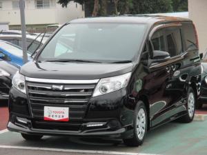 トヨタ ノア X バックカメラ フルセグ ナビ 電動スライドドア CVT