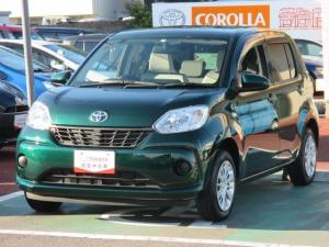 トヨタ パッソ X Lパッケージ ワンオーナー 盗難防止システム スマートキー ベンチシート CD