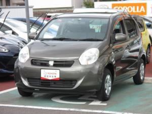 トヨタ パッソ X クツロギ ワンオーナー スマートキー ベンチシート ワンセグ ナビ CVT