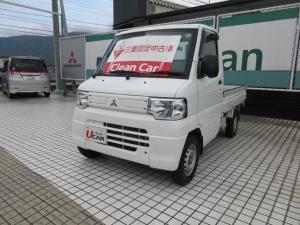 三菱 ミニキャブトラック VX-SE 5速マニュアル エアコン パワステ 4WD 荷台マット