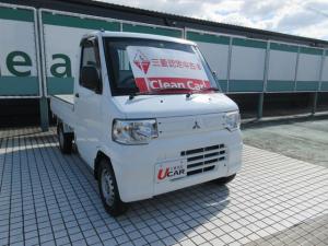 三菱 ミニキャブトラック VX-SE 5速マニュアル エアコン パワステ 純正ラジオ 荷台作業灯