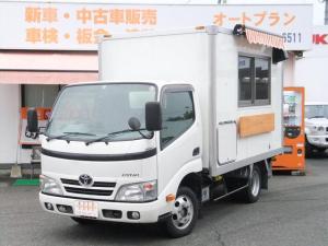 トヨタ ダイナトラック  シングルキャブ DPR ロングデッキ・スチール 1500積み