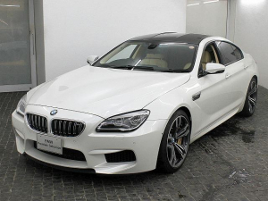 iBMW BMW M6 グランクーペナイトビジョンOPカーボンブレーキB・Oサウンド
