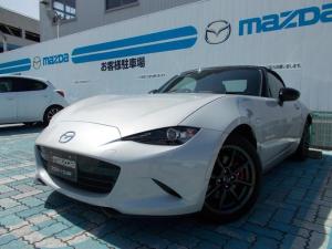 マツダ ロードスター RS ハーフレザーレカロシート・BOSEサウンド・シートヒーター
