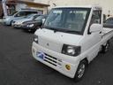 三菱/ミニキャブトラック ベースグレード PT4WD 三方開き パワステ エアコン