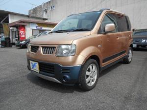 三菱 eKアクティブ V 4WD Wエアバック アルミ ABS