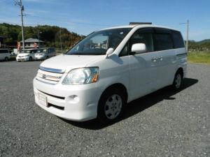 トヨタ ノア X スペシャルエディション  リア両側パワスラ ナビ