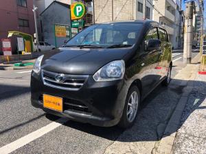 ダイハツ ミライース X メモリアルエディション・CD・キーレス・アイドルストップ