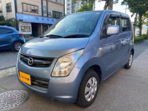 マツダ AZワゴン XG キーレス・タイミングチェーン・CD・ETC