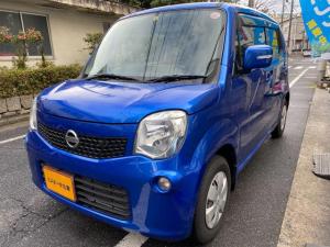 日産 モコ X ・プッシュスタート・フルセグMナビ・ETC・バックカメラ