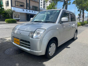 スズキ アルト GII タイミングチェーン・CD・キーレス・4WD