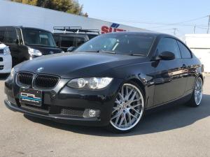 BMW 3シリーズ 320i 車調高 社外20AW 純正ナビ パワーシート
