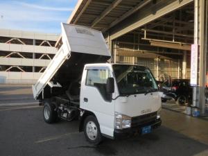 いすゞ エルフトラック ダンプ 3t高床ダンプ AT