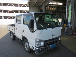 マツダ タイタントラック Wキャブ 1250kg シングルタイヤ AT スムーサーEX ETC付 新普通免許対応車