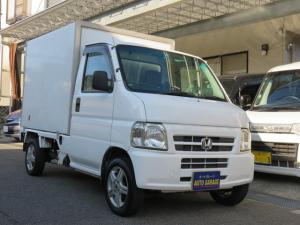 ホンダ アクティトラック SDX オートマ 冷凍車 パワステ エアコン