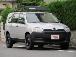 トヨタ プロボックス DXコンフォート トヨタセーフティーセンス リフトアップ