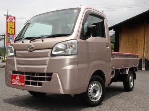 ダイハツ ハイゼットトラック スタンダード 4WD 5速マニュアル エアコン パワーステアリング CDオーディオ AUX ETC