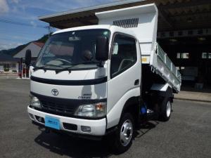 トヨタ ダイナトラック  2t 高床4WD強化ダンプ