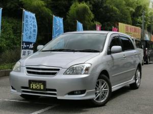 トヨタ カローラランクス X エアロツアラー HDDナビ フルセグTV ETC