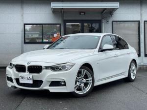 BMW 3シリーズ 320i Mスポーツ クルコン 安全装置 パドルシフト ETC 禁煙車