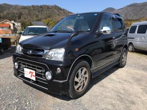 ダイハツ テリオスキッド カスタムX 4WD CD MD キーレス AW15インチ
